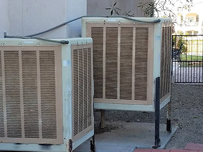 Residential Cooling/AC-Evaporative Air Coolers