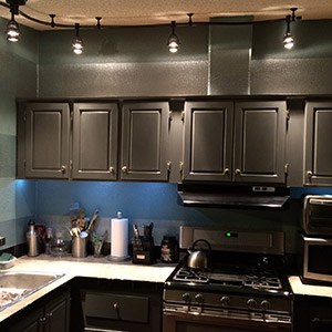 Residential construction-Kitchen