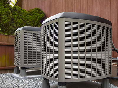 Residential Cooling/AC Installation-Refrigerated Air Conditioner Units
