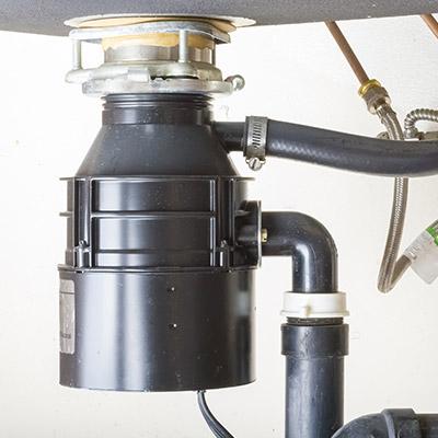 Residential Plumbing - Installation-Garbage Disposal