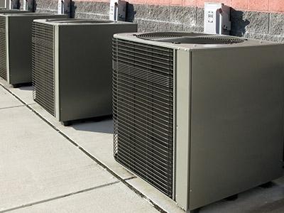 Commercial HVAC - HVAC air conditioners