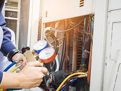 Commercial HVAC - Installation of HVAC System